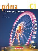 Cover-Bild zu Prima - Die Mittelstufe, C1, Schülerbuch von Jin, Friederike