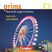 Cover-Bild zu Prima - Die Mittelstufe, C1, Audio-CDs