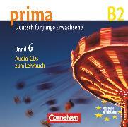 Cover-Bild zu Prima - Die Mittelstufe, B2, Audio-CDs