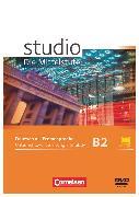 Cover-Bild zu Studio: Die Mittelstufe, Deutsch als Fremdsprache, B2: Band 1 und 2, Unterrichtsvorbereitung interaktiv auf CD-ROM, Geeignet für Whiteboard und Beamer