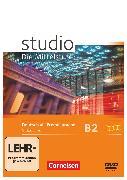 Cover-Bild zu Studio: Die Mittelstufe, Deutsch als Fremdsprache, B2: Band 1 und 2, Video-DVD