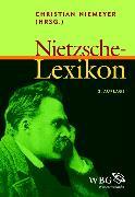 Cover-Bild zu Nietzsche-Lexikon (eBook) von Brumlik, Micha (Beitr.)