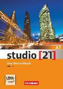 Cover-Bild zu Studio [21], Grundstufe, A1: Gesamtband, Das Deutschbuch, Kurs- und Übungsbuch mit DVD-ROM, DVD: E-Book mit Audio, interaktiven Übungen, Videoclips von Funk, Hermann