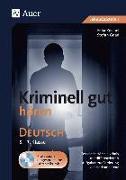 Cover-Bild zu Kriminell gut hören Deutsch 5-7 von Reichel, Felix