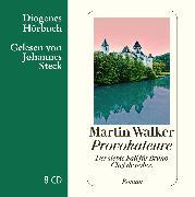 Cover-Bild zu Provokateure von Walker, Martin