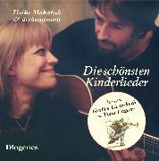 Cover-Bild zu Die schönsten Kinderlieder von Makatsch, Heike
