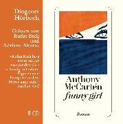 Cover-Bild zu funny girl von McCarten, Anthony