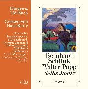Cover-Bild zu Selbs Justiz von Schlink, Bernhard