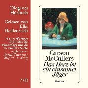 Cover-Bild zu Das Herz ist ein einsamer Jäger von McCullers, Carson