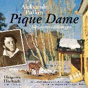 Cover-Bild zu Pique Dame (Audio Download) von Puskin, Aleksandr