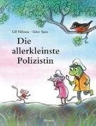 Cover-Bild zu Nilsson, Ulf: Die allerkleinste Polizistin