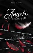 Cover-Bild zu Angels deserve to die von Mon, Mika D.