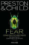 Cover-Bild zu Preston, Douglas: Fear - Grab des Schreckens