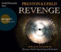 Cover-Bild zu Preston, Douglas: Revenge. Eiskalte Täuschung