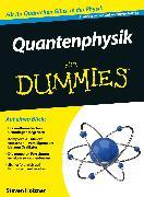 Cover-Bild zu Holzner, Steven: Quantenphysik für Dummies (eBook)