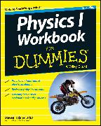 Cover-Bild zu Holzner, Steven: Physics I Workbook For Dummies (eBook)