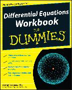 Cover-Bild zu Holzner, Steven: Differential Equations Workbook For Dummies (eBook)