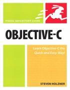 Cover-Bild zu Holzner, Steven: Objective-C (eBook)