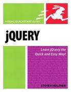 Cover-Bild zu Holzner Steven: jQuery (eBook)