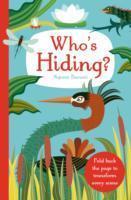 Cover-Bild zu Broom, Jenny: Who's Hiding?