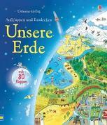 Cover-Bild zu Bone, Emily: Aufklappen und Entdecken: Unsere Erde