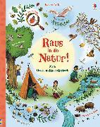 Cover-Bild zu James, Alice: Raus in die Natur!