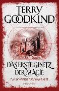 Cover-Bild zu Goodkind, Terry: Das erste Gesetz der Magie - Das Schwert der Wahrheit