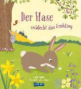 Cover-Bild zu Loughrey, Anita: Der Hase entdeckt den Frühling