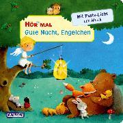 Cover-Bild zu Hofmann, Julia: Hör mal (Soundbuch): Mach mit - Pust aus: Gute Nacht, Engelchen
