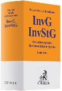 Cover-Bild zu Berger, Hanno (Hrsg.): Investmentgesetz, Investmentsteuergesetz