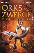 Cover-Bild zu Orks vs. Zwerge 02 - Fluch der Dunkelheit (eBook) von Orgel, T. S.