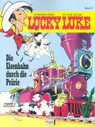 Cover-Bild zu Die Eisenbahn durch die Prärie von Morris (Illustr.)