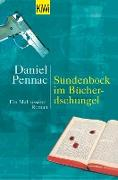 Cover-Bild zu Sündenbock im Bücherdschungel (eBook) von Pennac, Daniel