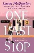 Cover-Bild zu McQuiston, Casey: One Last Stop