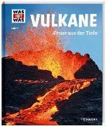 Cover-Bild zu Baur, Dr. Manfred: WAS IST WAS Band 57 Vulkane. Feuer aus der Tiefe