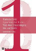 Cover-Bild zu Rachow, Gerlinde: Kammerlohr, Epochen der Kunst - Neubearbeitung, Band 1, Von den Ursprüngen bis zur Gotik, Lehrermaterialien