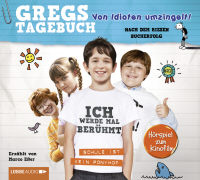 Cover-Bild zu Kinney, Jeff: Gregs Film-Tagebuch - Von Idioten umzingelt!