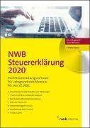Cover-Bild zu NWB Steuererklärung 2020 - 5-Platz-Lizenz