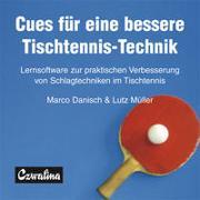 Cover-Bild zu Cues für eine bessere Tischtennis-Technik von Danisch, Marco