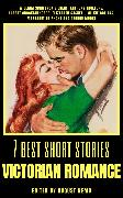 Cover-Bild zu 7 best short stories - Victorian Romance (eBook) von Trollope, Anthony