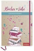 Cover-Bild zu Bücher Liebe: Mein Büchertagebuch von Groh Kreativteam (Hrsg.)