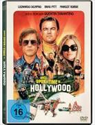 Cover-Bild zu Once upon a time in Hollywood