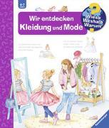 Cover-Bild zu Erne, Andrea: Wieso? Weshalb? Warum? Wir entdecken Kleidung und Mode (Band 66)
