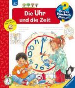 Cover-Bild zu Weinhold, Angela: Wieso? Weshalb? Warum? Die Uhr und die Zeit (Band 25)