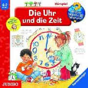 Cover-Bild zu Weinhold, Angela: Die Uhr und die Zeit
