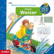 Cover-Bild zu Weinhold, Angela: Wieso? Weshalb? Warum? Unser Wetter (Audio Download)