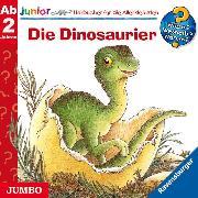 Cover-Bild zu Weinhold, Angela: Wieso? Weshalb? Warum? junior. Die Dinosaurier (Audio Download)