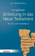 Cover-Bild zu Kurzgefasste Einleitung in das Neue Testament von Eisele, Wilfried