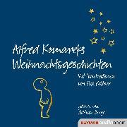 Cover-Bild zu eBook Alfred Komareks Weihnachtsgeschichten