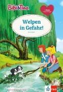 Cover-Bild zu Bibi & Tina: Welpen in Gefahr! von Riedl, Doris